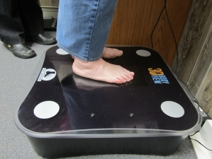 Orthotic Foot Scan 2